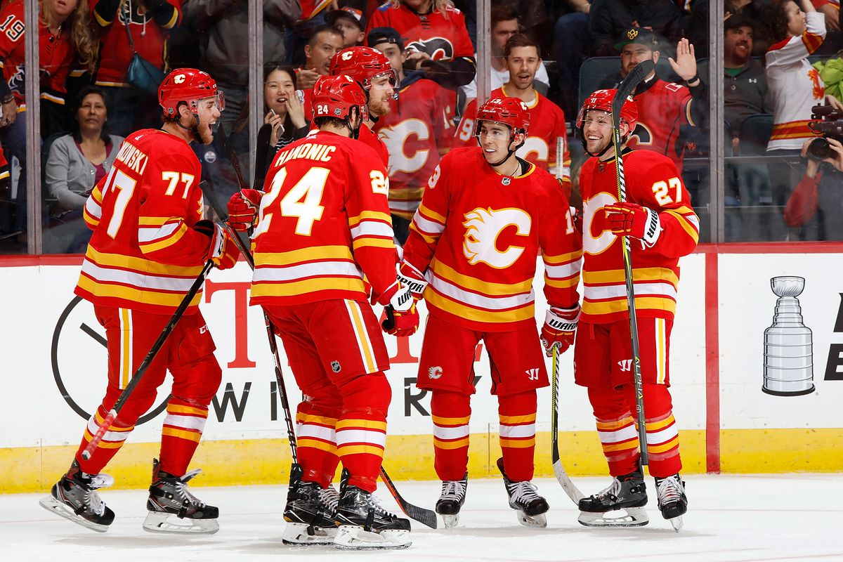 2019 NHL Pacific Division Preview: Calgary Flames