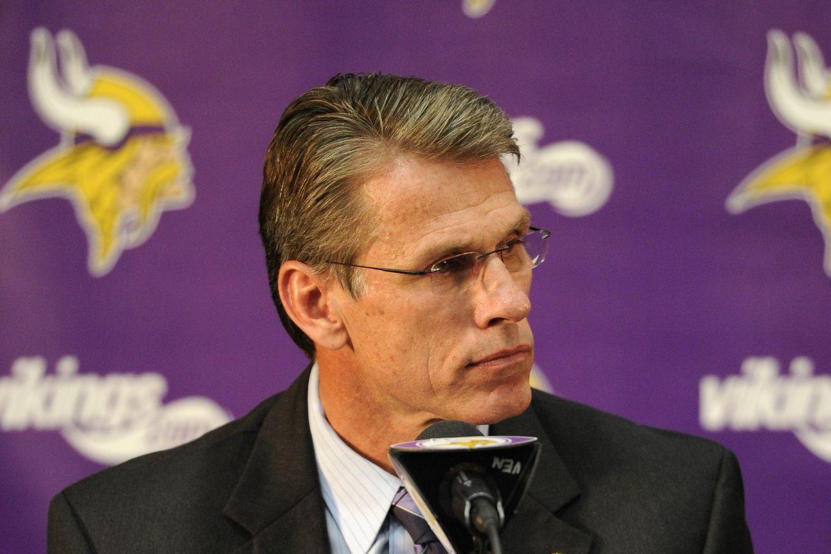 Minnesota Vikings Press Conference