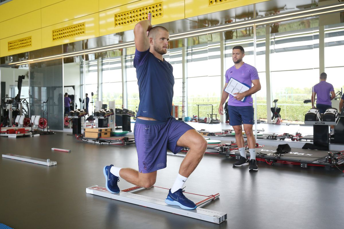Tottenham Hotspur Players Return to Pre-Season Training