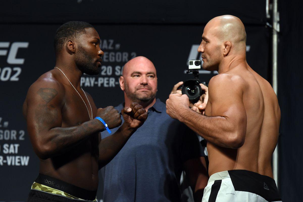 UFC 202 fight card primer: Anthony Johnson vs. Glover ...