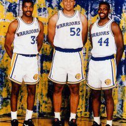 Barry Stevens, Victor Alexander and Jeff Grayer