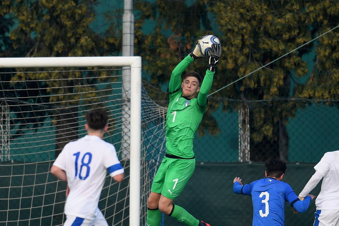 Rossoneri Round-up for 15 May: Milan?s Alessandro Plizzari makes the Italy U20 World Cup squad