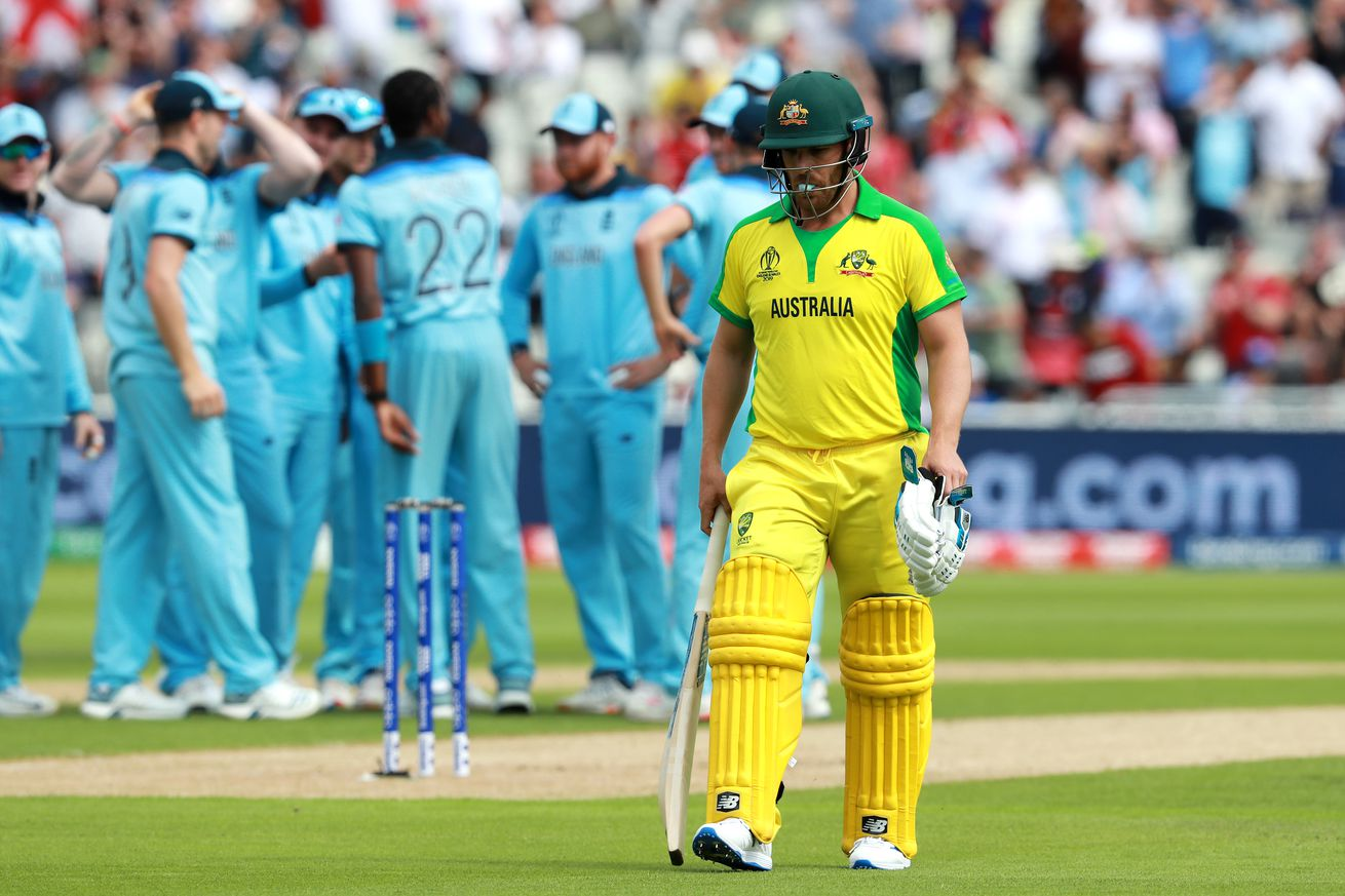 1161346662.jpg.0 - Australia Englanded themselves in a Cricket World Cup semifinal, and it was glorious