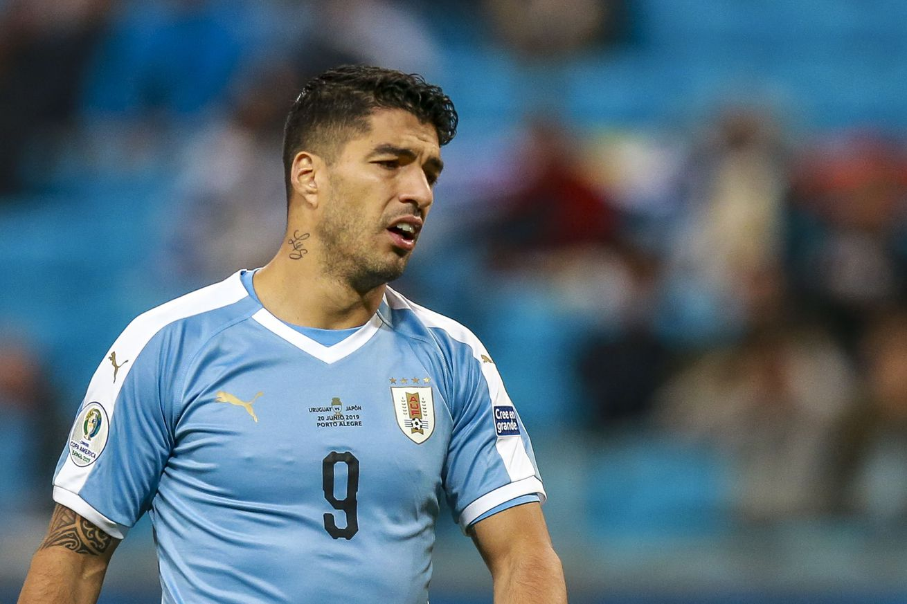 Suarez left with ?bittersweet feeling? after Uruguay draw