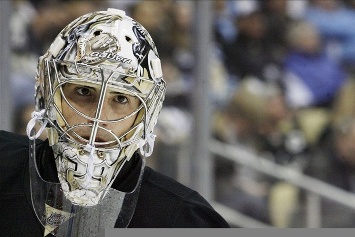 Is this the year Marc-Andre Fleury silences his critics?
