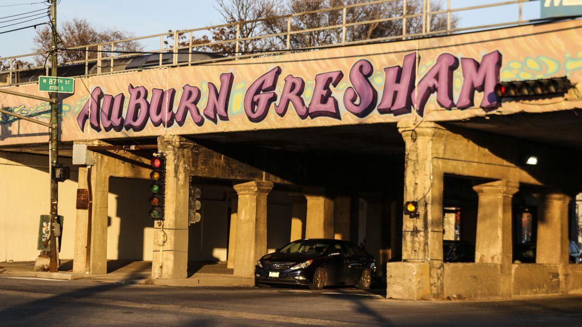 The Auburn Gresham neighborhood on Chicago's southwest side. | Brian Rich/ Sun-Times