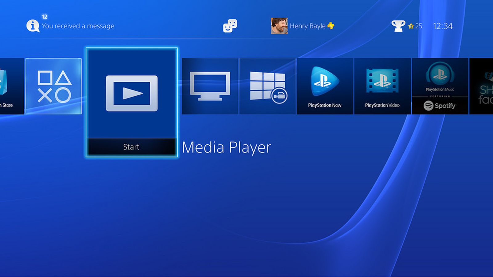 the ps4 s new media player is perfect for torrents the verge. Black Bedroom Furniture Sets. Home Design Ideas