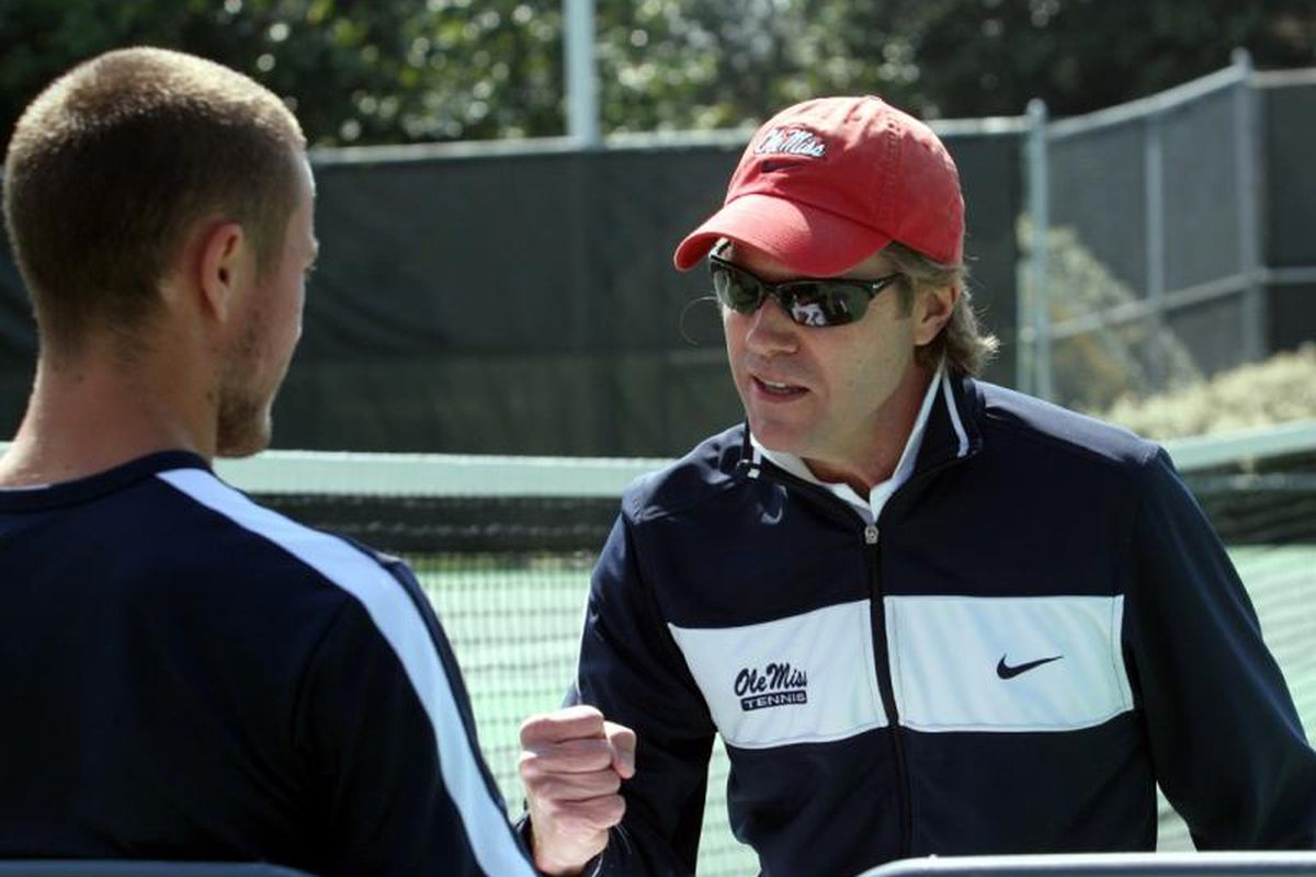 """""""You listen to me when I talk to you. And you know why? Because I'm Billy damned Chadwick, that's why."""" <em>via <a href=""""http://www.itatennis.com/Assets/ita_assets/img/Latest+News+Pix/Billy_Chadwick_ACTION.jpg"""">www.itatennis.com</a></em>"""