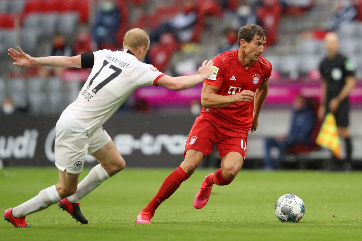 Bayern Munich 2-1 Borussia Monchengladbach: Initial reactions and  observations - Bavarian Football Works