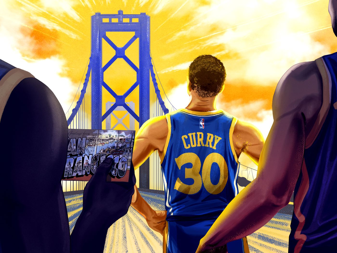 Eleven Miles But A World Away The Warriors Last Stand In Oakland The Ringer