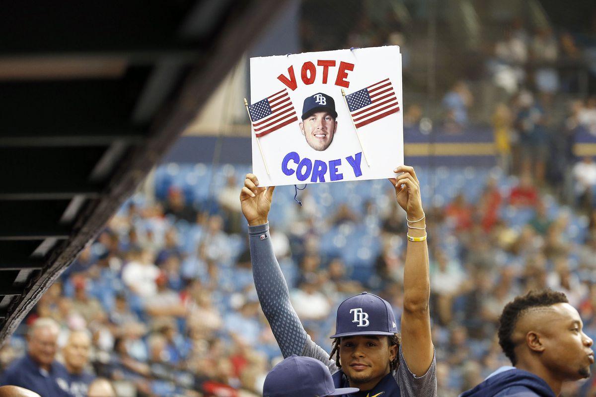 Is it too late to #VoteCorey?