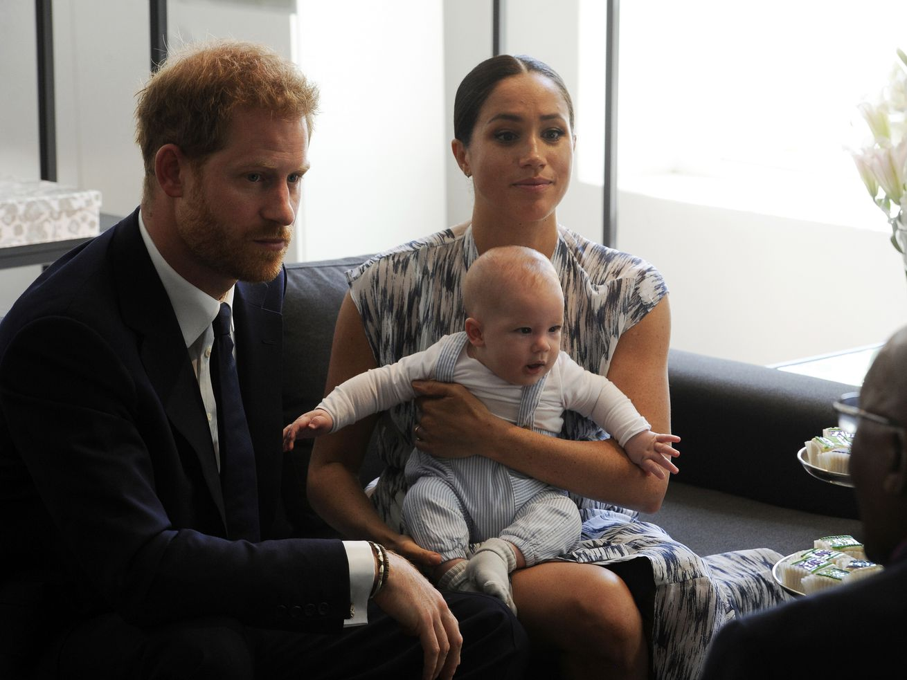 Meghan Markle opens up about challenges facing new mothers