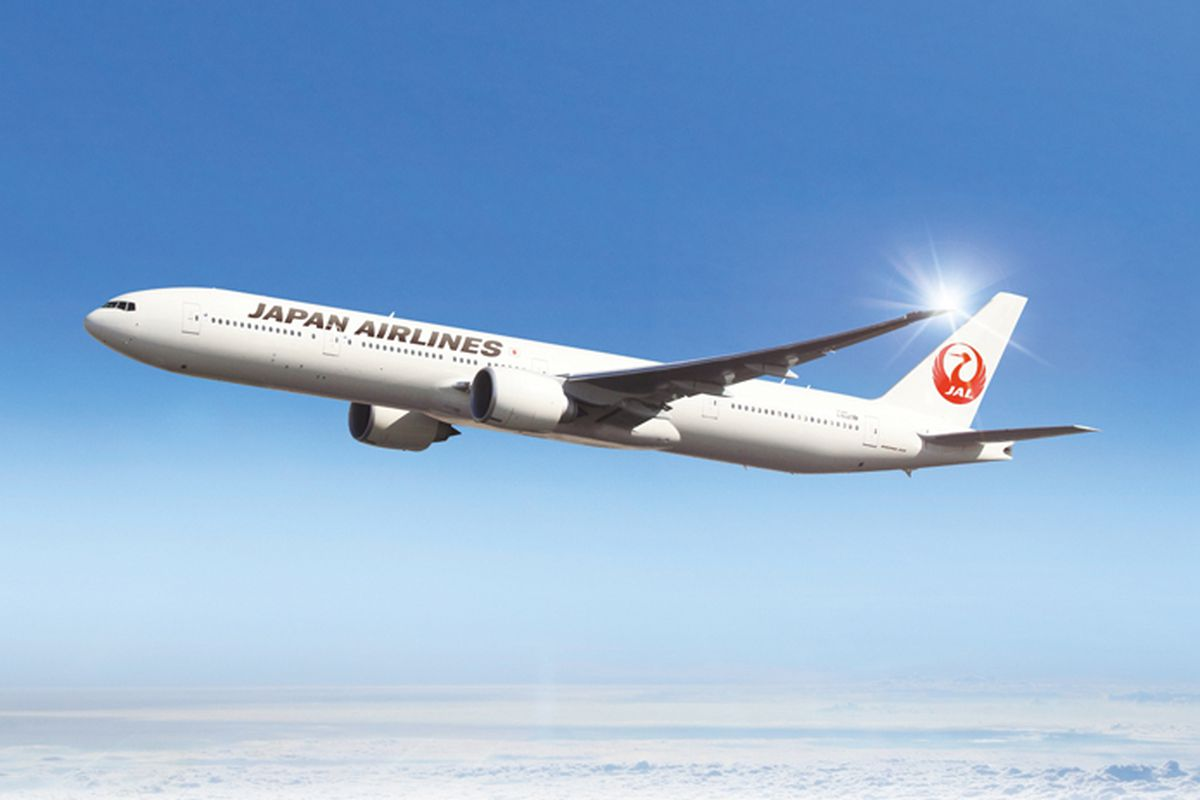 japan airlines (from japan airlines)