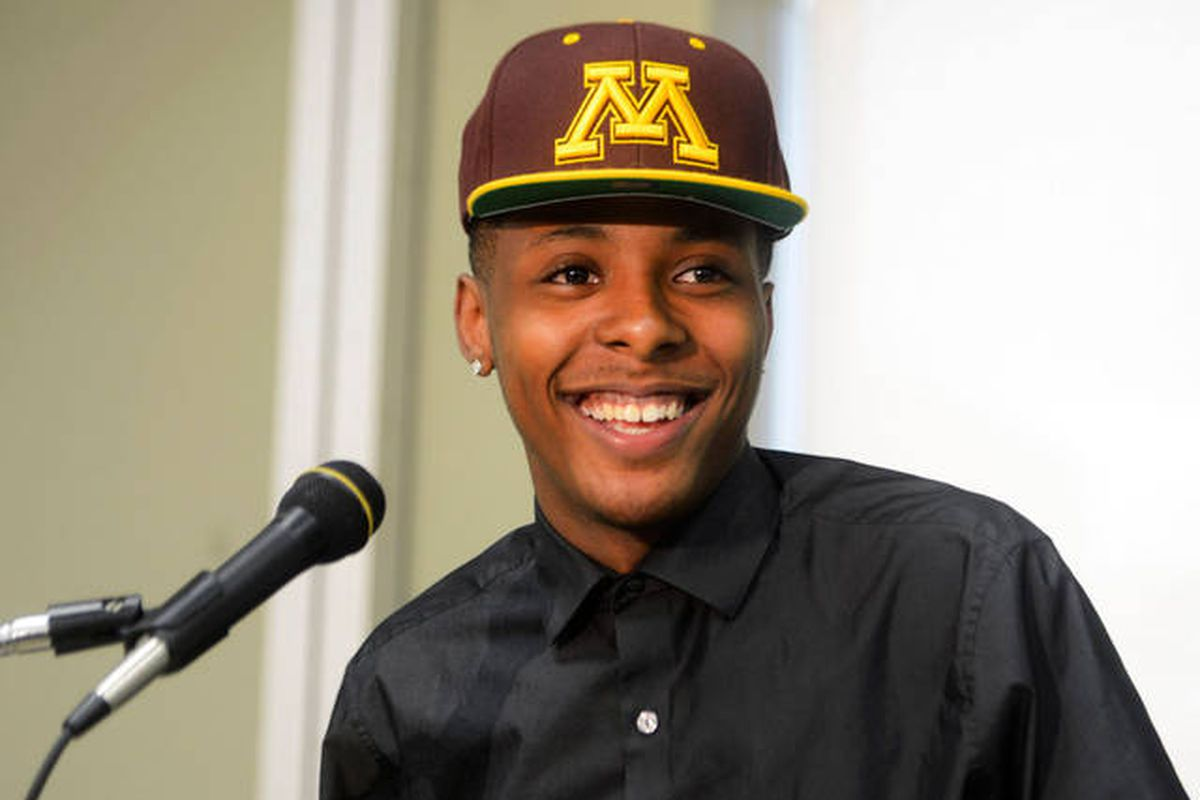 Jarvis Johnson will not be medically cleared to play for Minnesota.