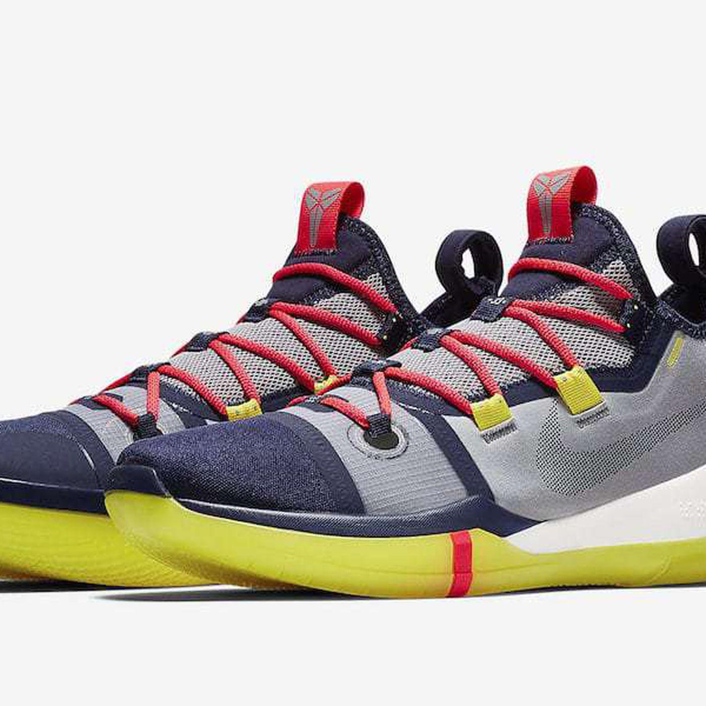 dc87d3cbbf970 Nike s new Kobe A.D. signature shoe has dropped - SBNation.com