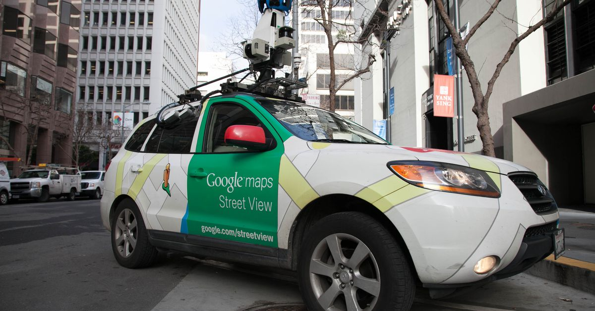 New data zooms in on air pollution mapped by Google Street View cars thumbnail
