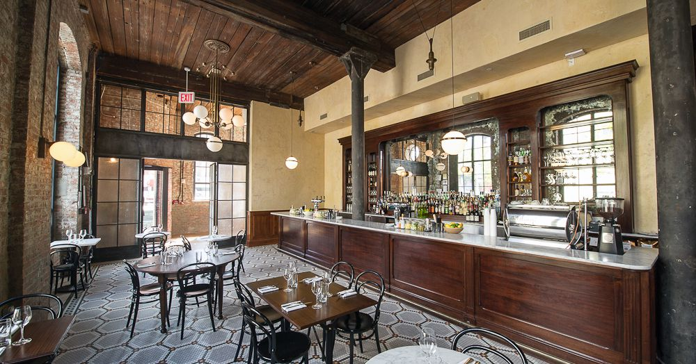 Acclaimed Chez Ma Tante Duo Plots a French Brasserie at Williamsburg's Wythe Hotel