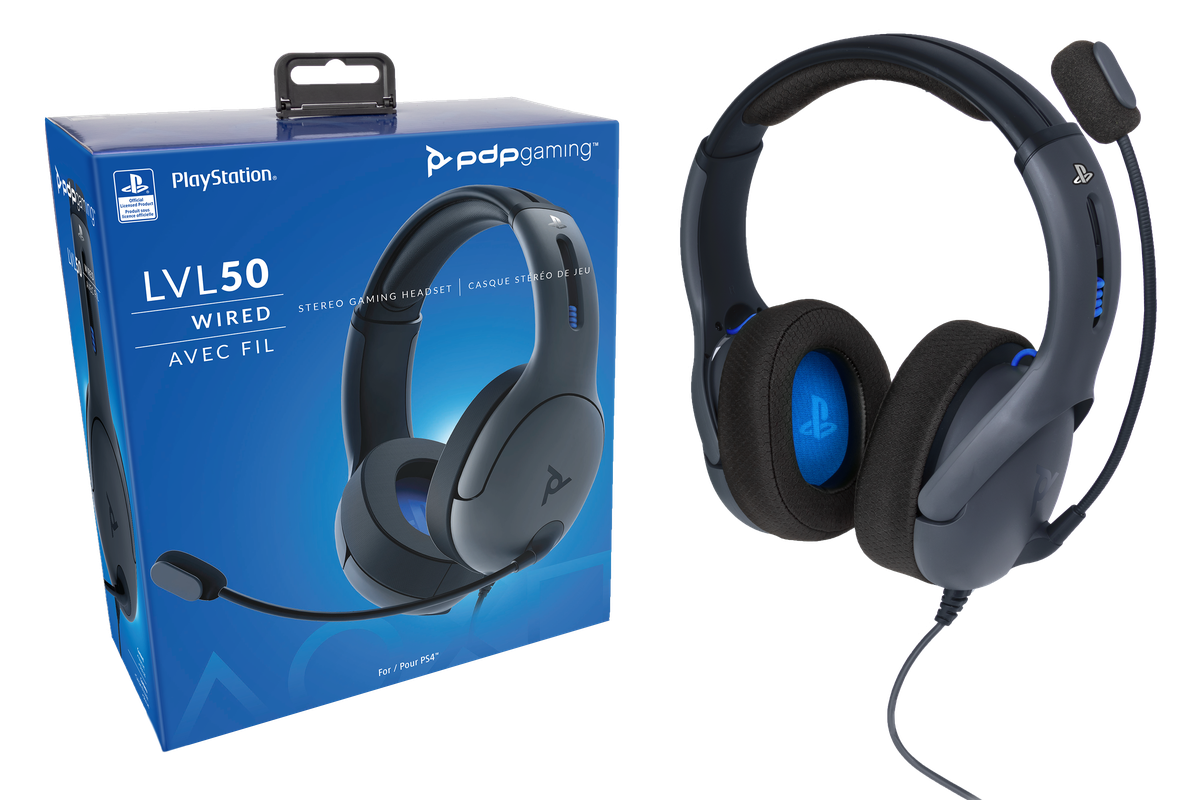 270cbbcfe4c PDP's LVL50 headset: the one to have, if you're having more than one ...