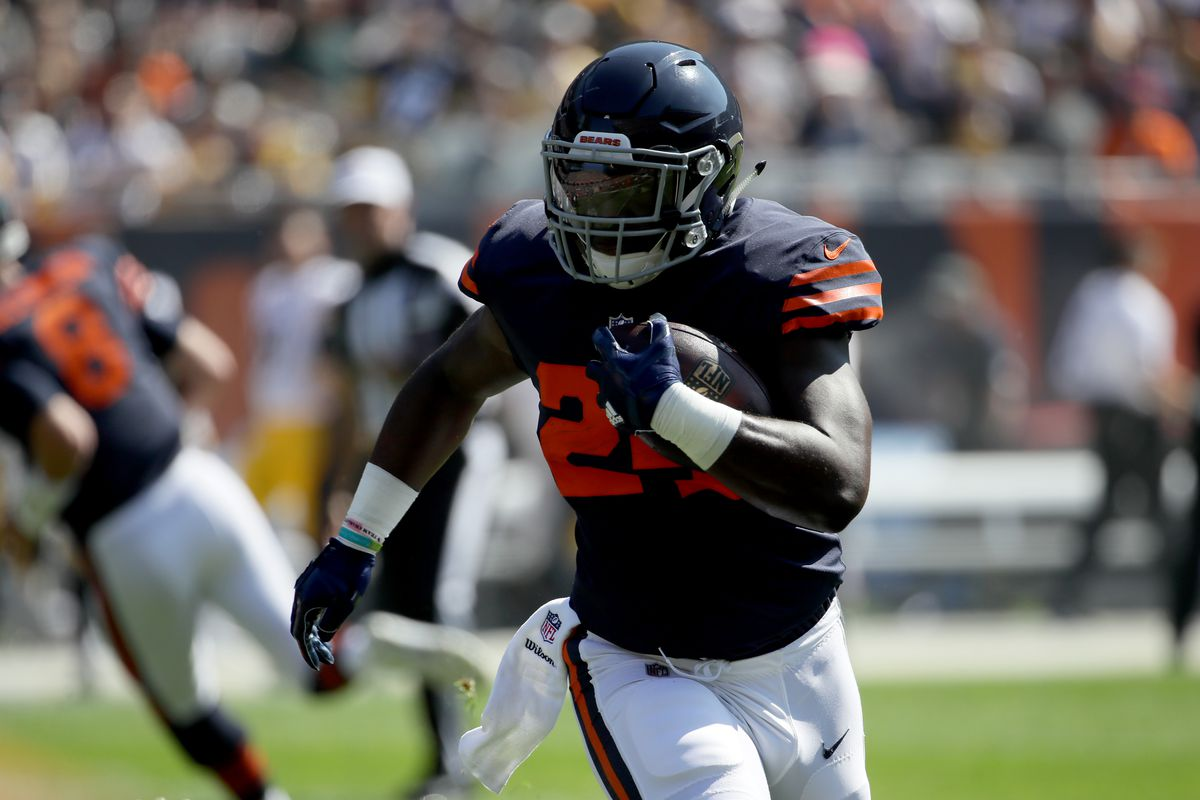 sports shoes 8d9ae 54c57 Chicago Bears trade Jordan Howard to Eagles for 2020 sixth ...