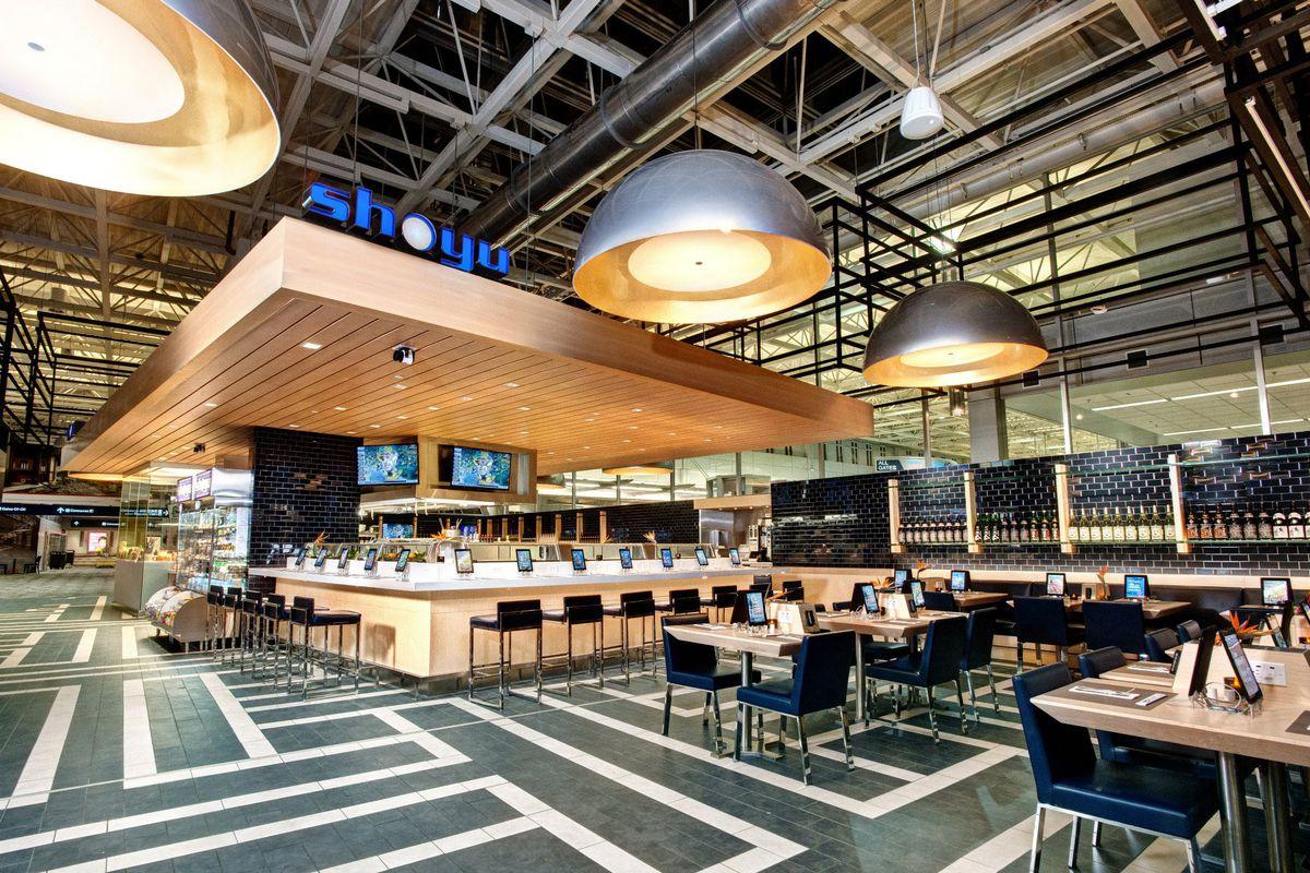 msp airport terminal 2 restaurants