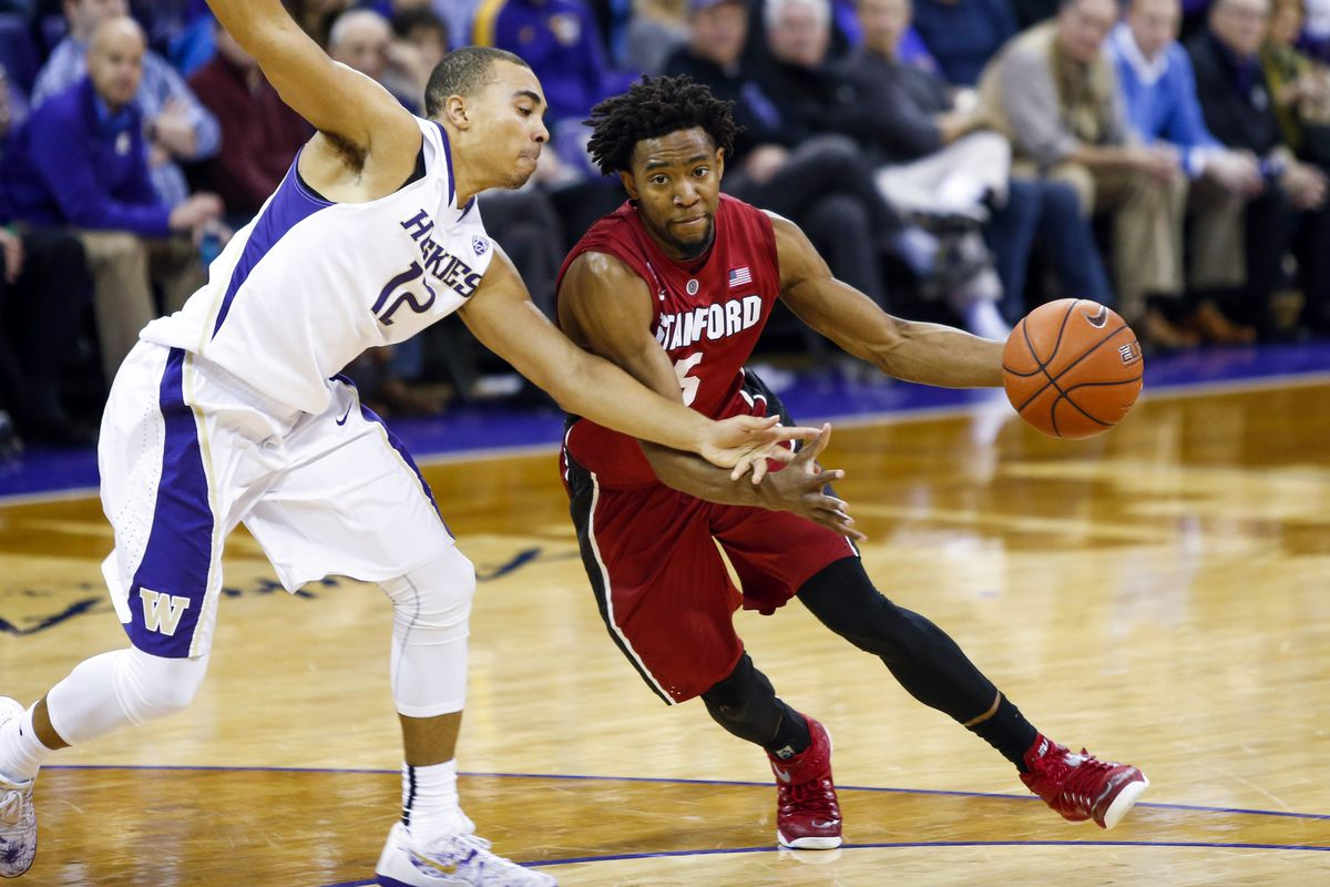 At 3-5 in Pac 12 play, can the Dawgs still make the tourney?