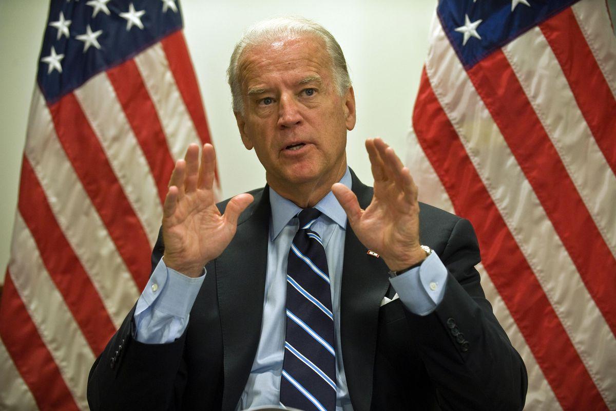 Joe Biden in 2009.