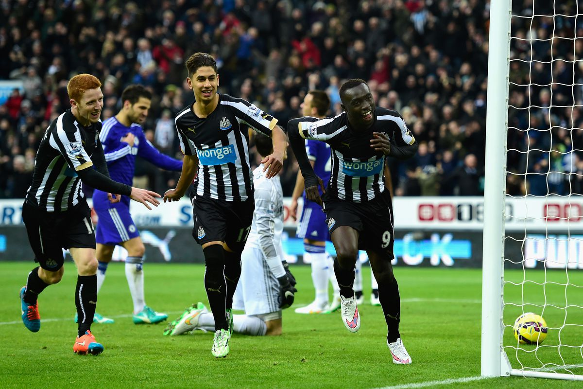 Who would have thought a substitute appearance from Cisse would be the end of Chelsea's unbeaten run?