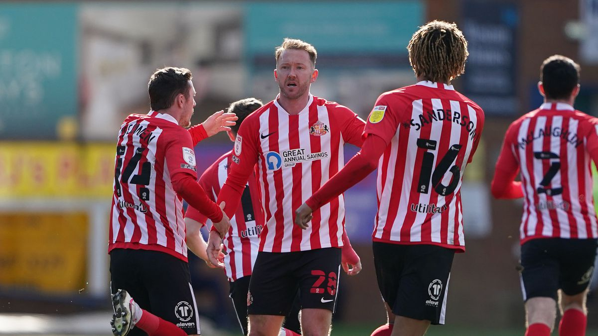 Peterborough United v Sunderland - Sky Bet League One - Weston Homes Stadium