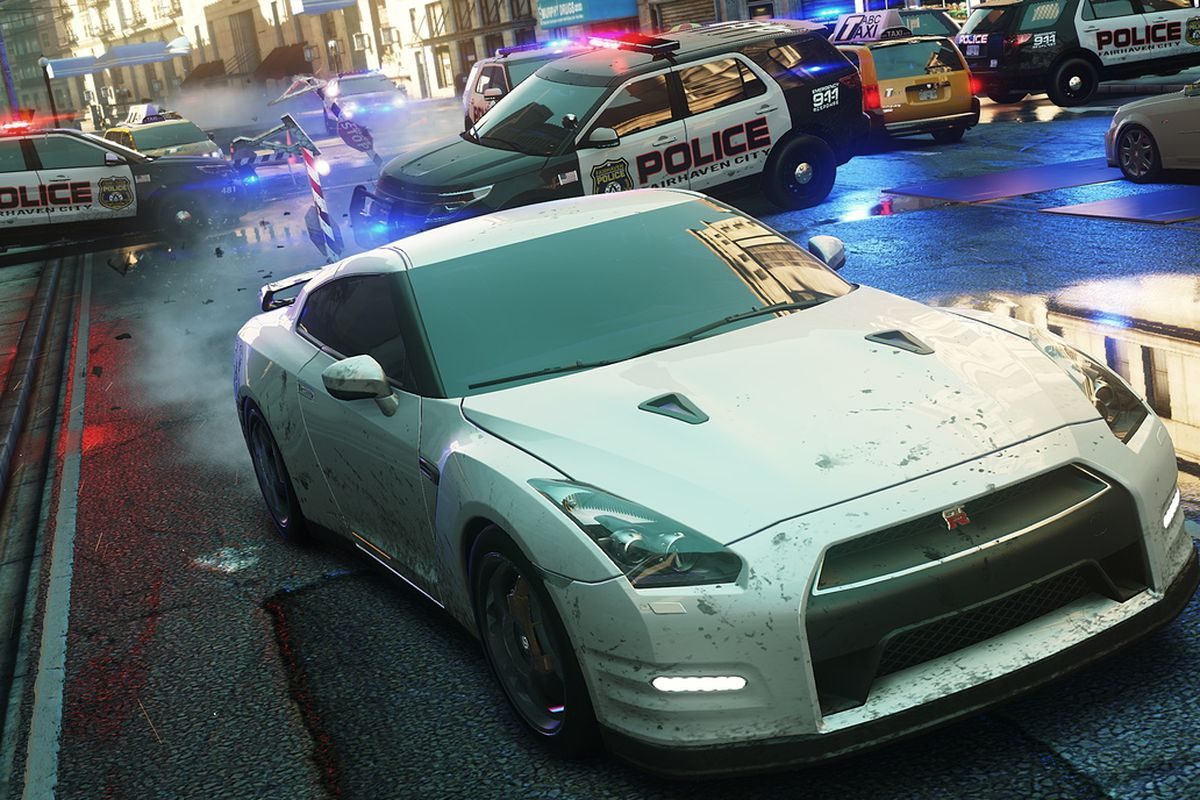 Need for Speed: Most Wanted' may be the 'Burnout Paradise