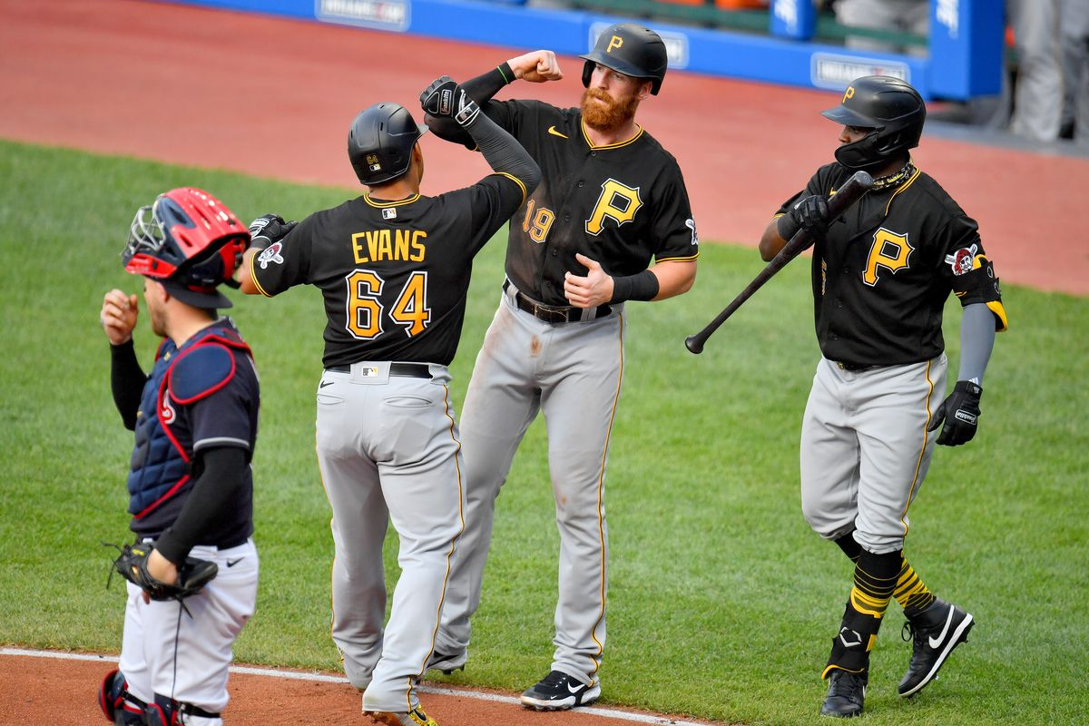 Pittsburgh Pirates v Cleveland Indians