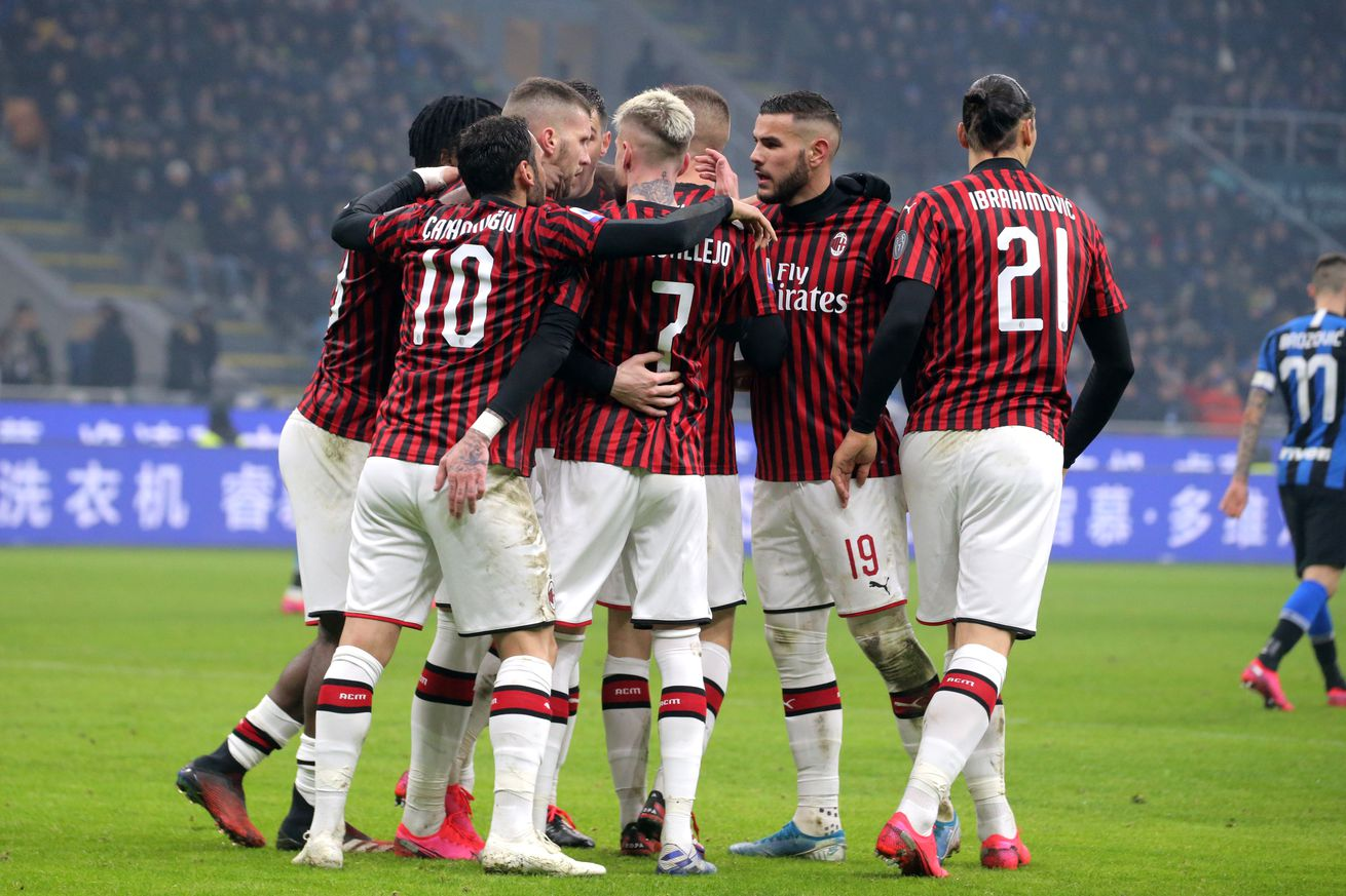 Rossoneri Round Up for Mar 30: AC Milan Hold Off Decision On Wage Cuts Until League Announces Position