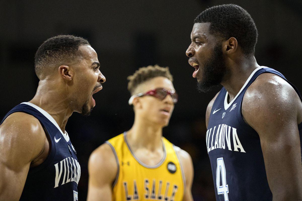 NCAA Basketball: Villanova at La Salle
