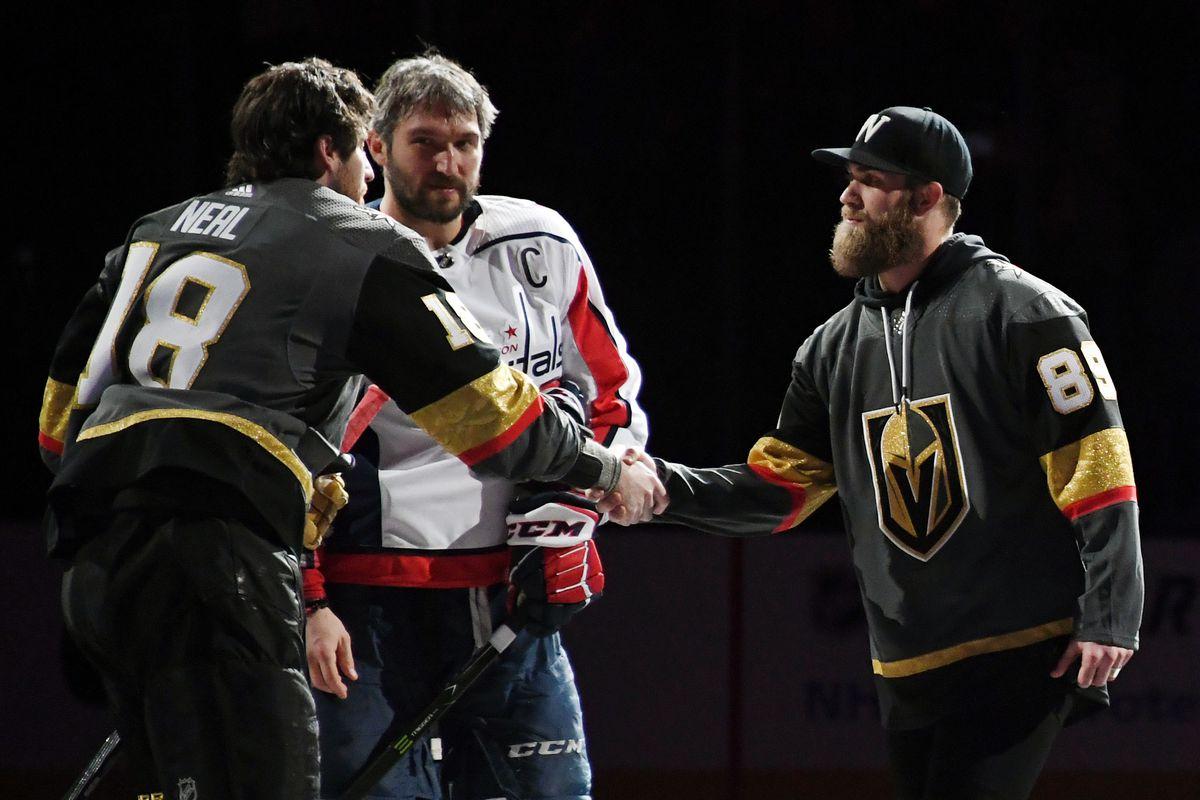 Stanley Cup Final  Bryce Harper s Golden Knights vs. Capitals pick ... 93c1cd9abd4
