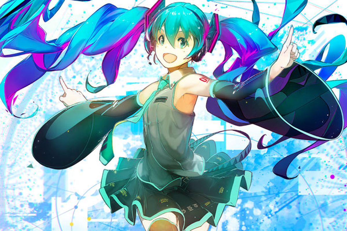 Hatsune Miku experience coming to PSVR - Polygon