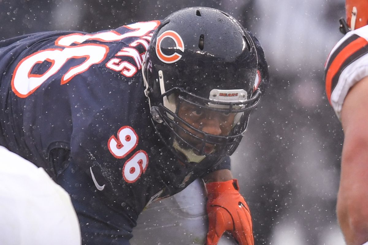 10 Most Important Bears of 2018  No. 4 - Will Akiem Hicks get some ... 5f97d8251
