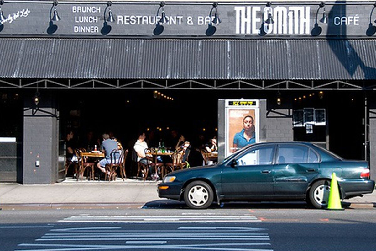 The Smith on Sunday Afternoon