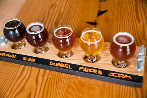 Set Sail for European-Style Beers at Figurehead Brewing in