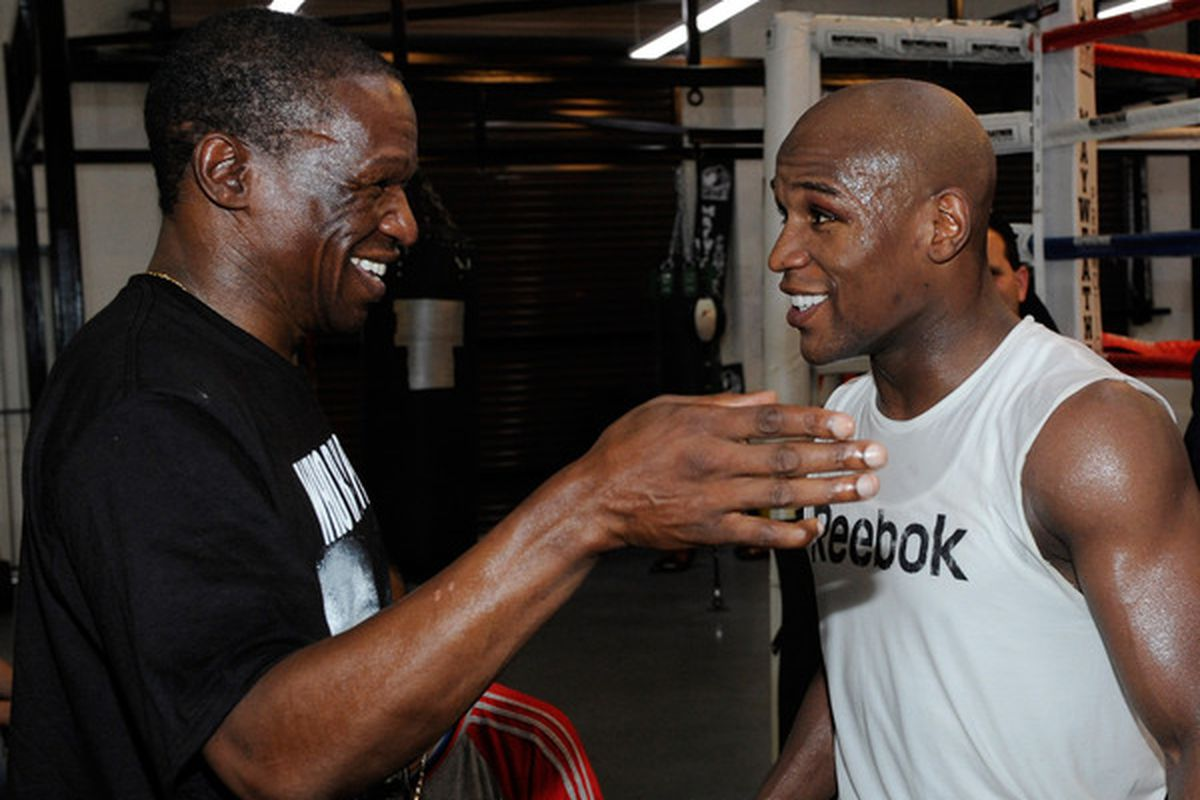 Mayweather vs Guerrero: Floyd Sr says relationship with ...