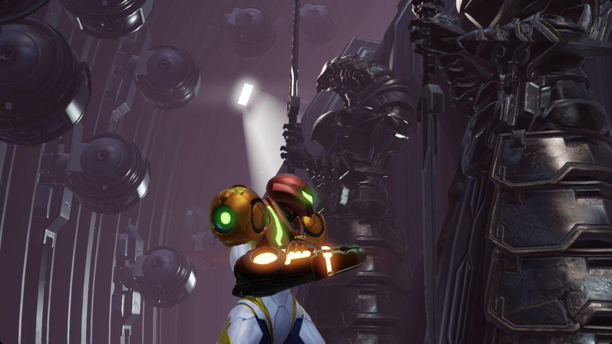 Metroid Dread Elun walkthrough and guide