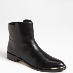 """The <a href=""""http://shop.nordstrom.com/s/rachel-roy-lana-ankle-boot/3318085"""">Lana Ankle Boots</a> (: """"I do a variety of heel heights. It's not about trying to be everything to everybody, just different height for different times."""""""