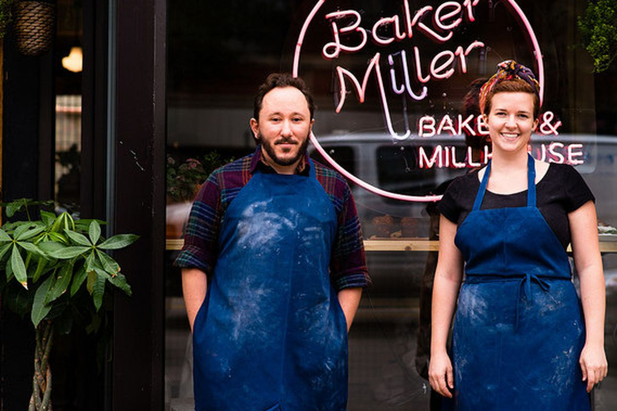 Baker Miller's Dave and Megan Miller