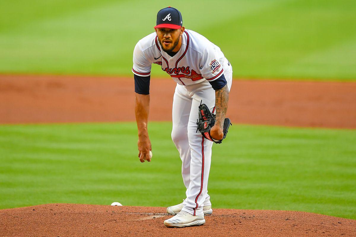 MLB: SEP 09 Nationals at Braves
