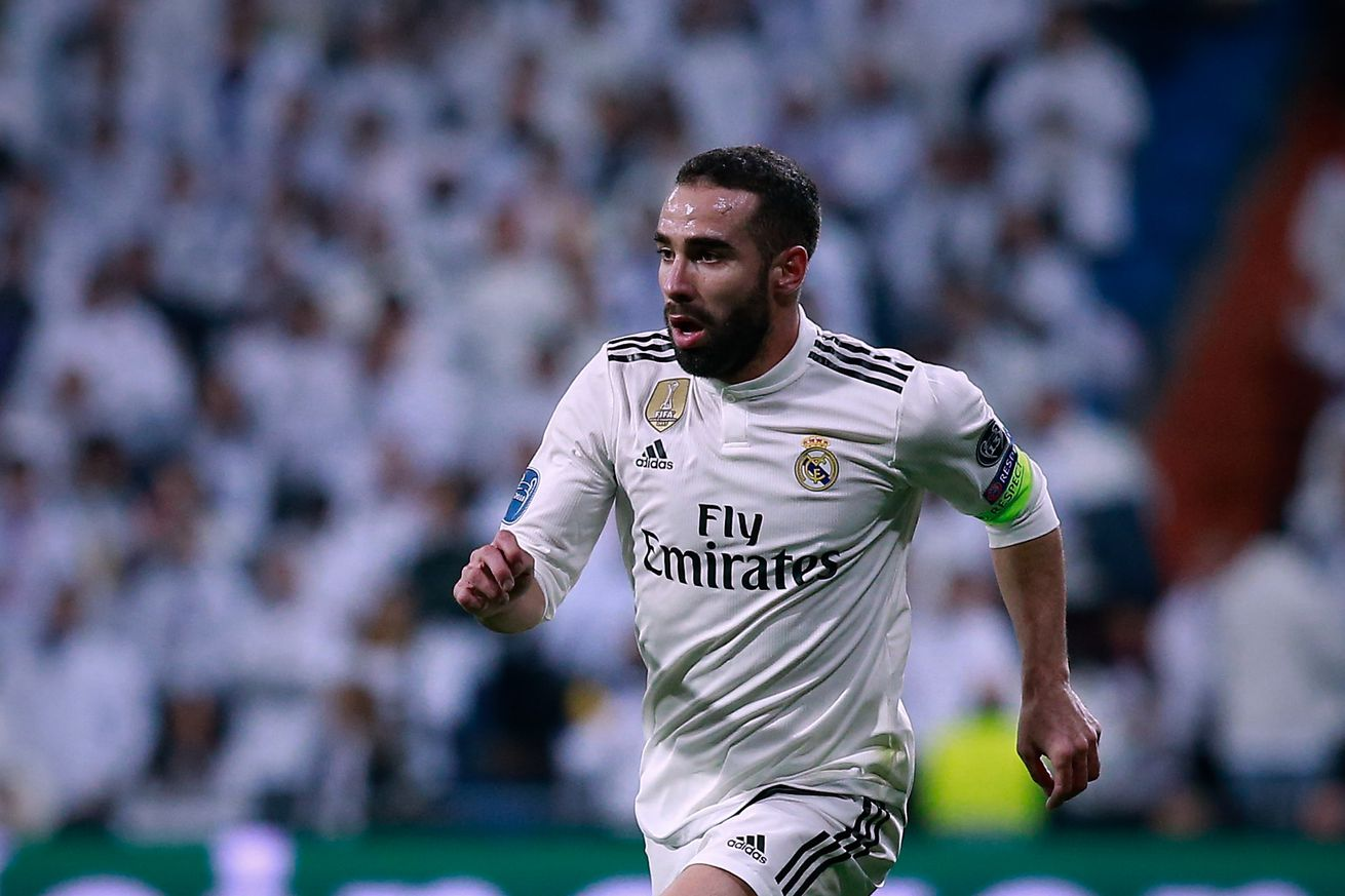 Carvajal: ?Marcelo didn?t know about my pact with Isco over the armband?