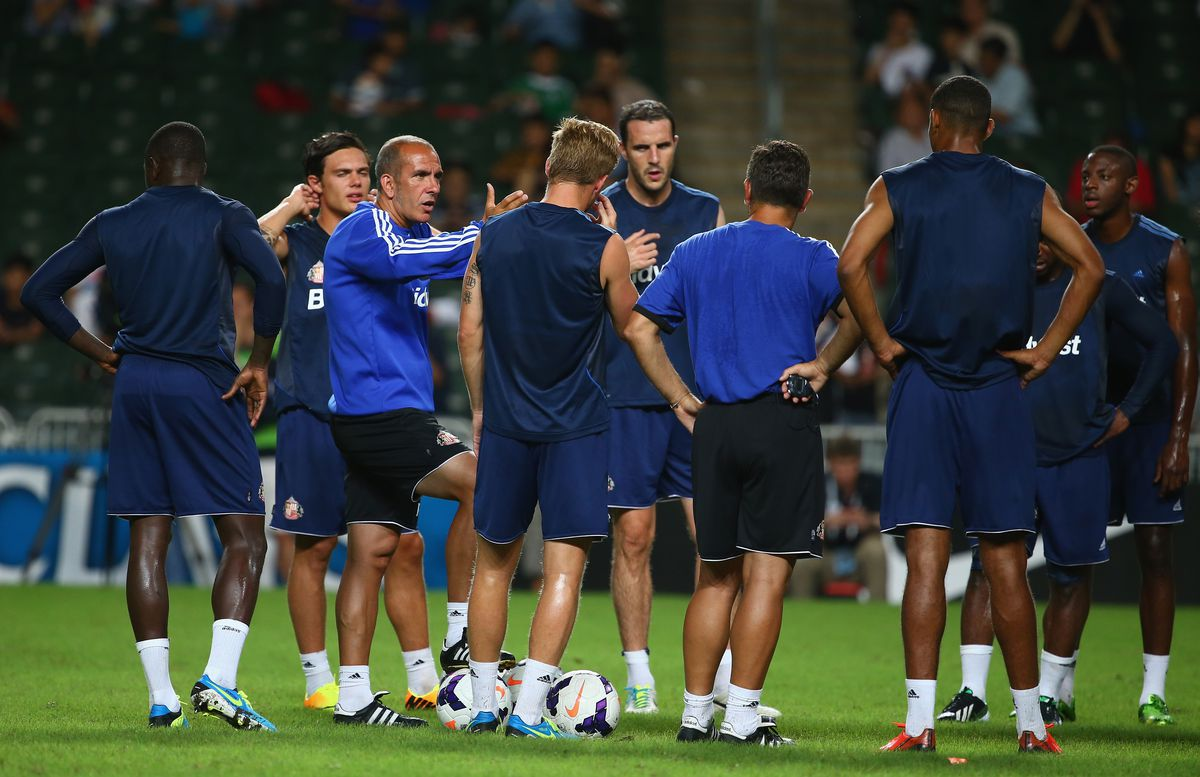 Barclays Asia Trophy - Training Sessions
