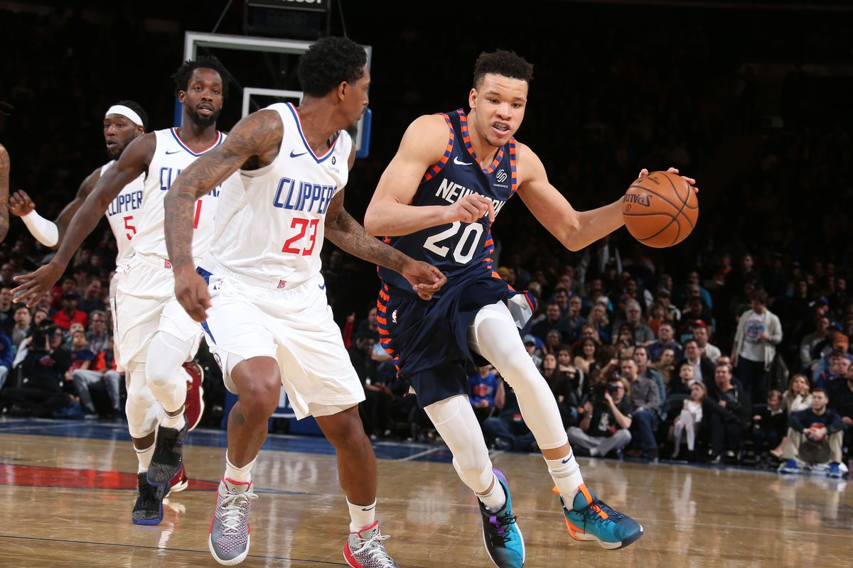 Clippers Vs Knicks Preview And Game Thread Clips Nation