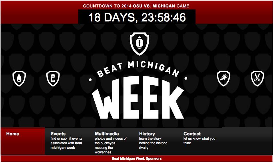 Ohio State-Michigan night gameohio-state-michigan-night-game