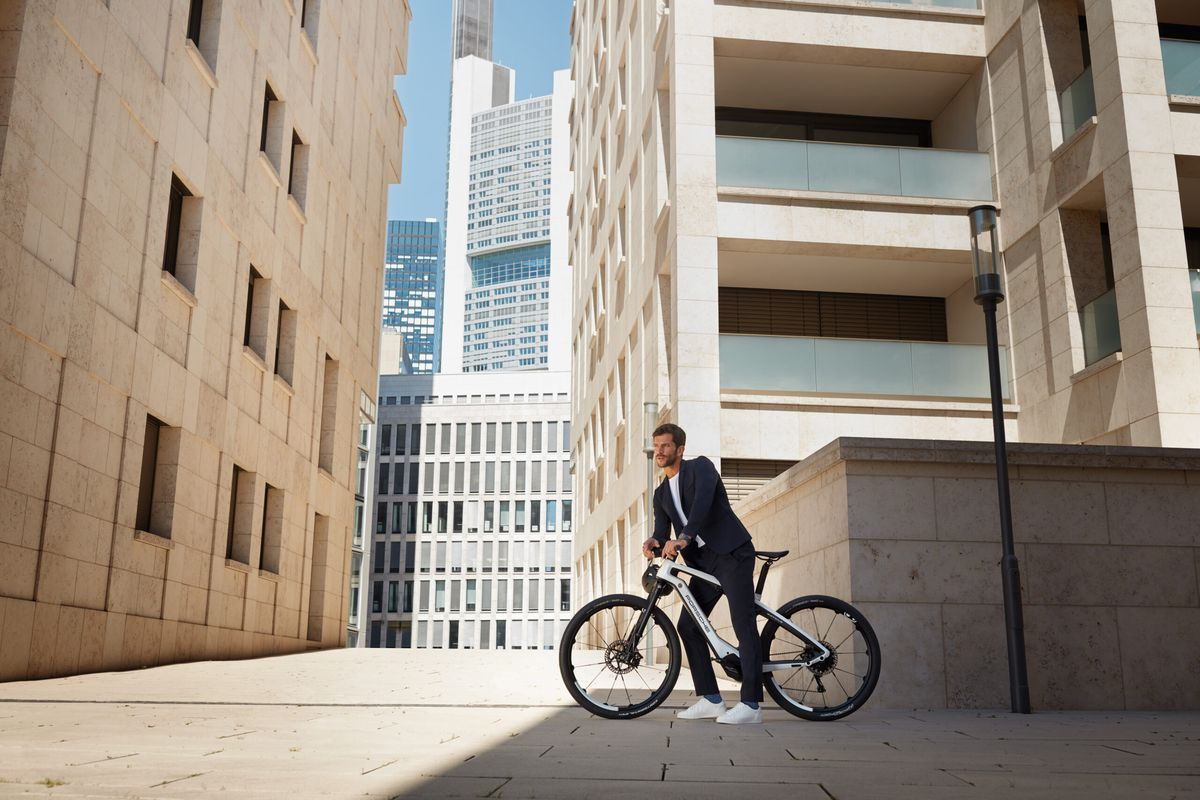 Porsche unveils a pair of ridiculously expensive electric bikes