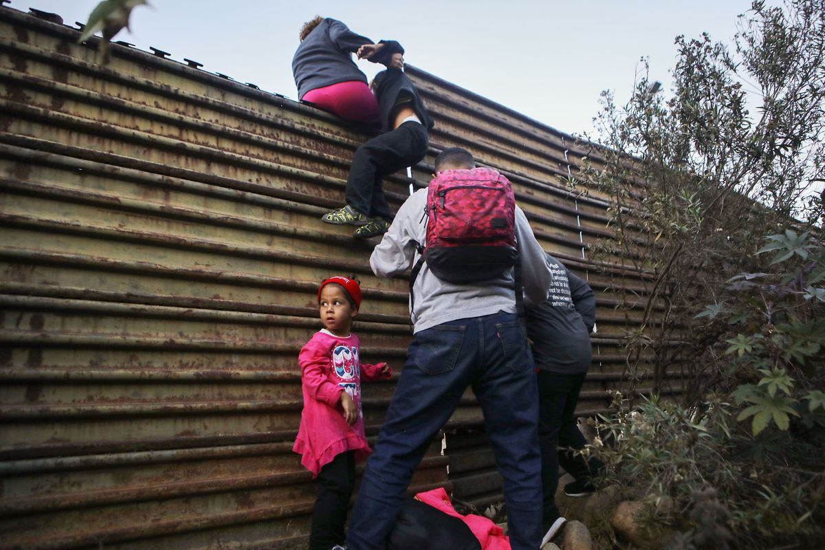 Border News Why Illegal Crossings Are At An 11 Year High