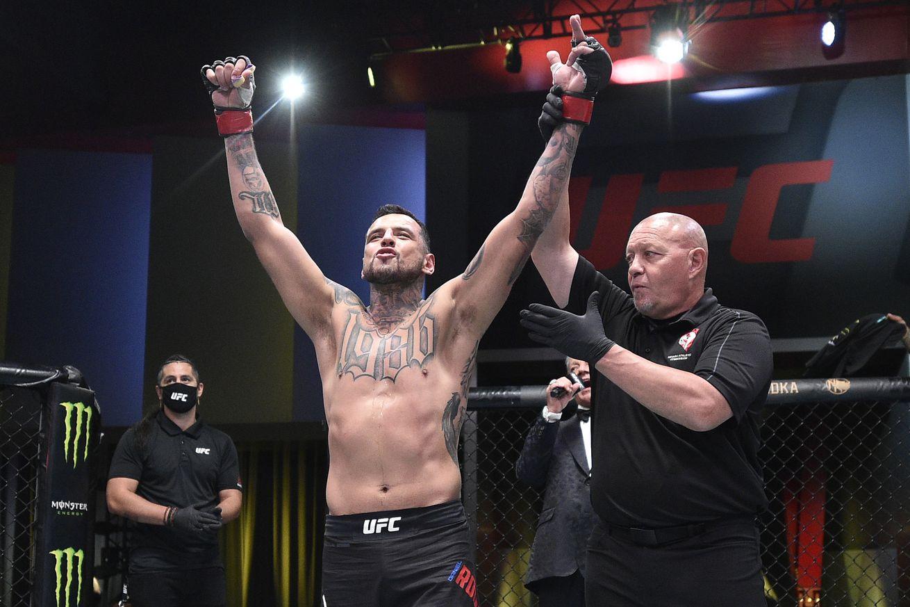 UFC Fight Night: Rodriguez v Grant