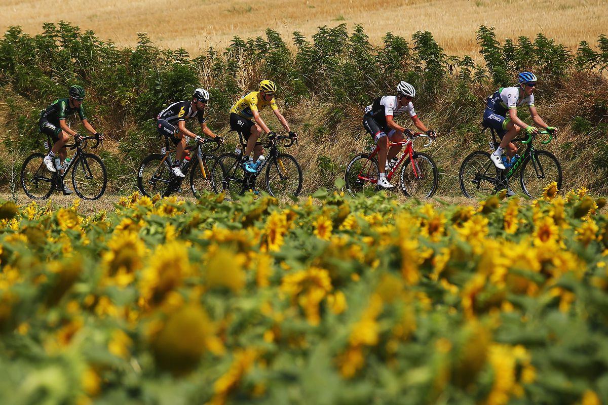 Le Tour de France 2015 - Stage Thirteen